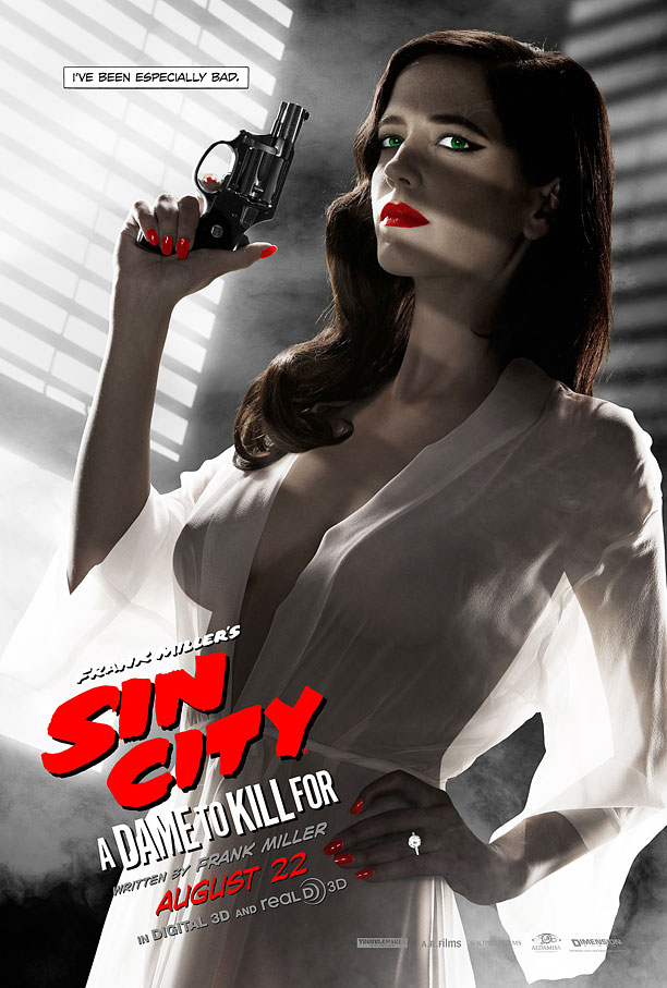 Sin City Eva Green