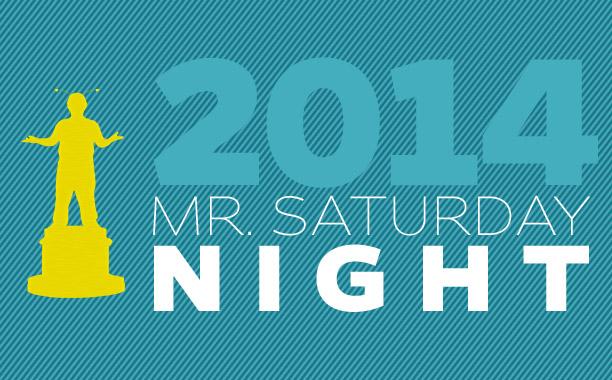 SNL HOST AWARD 2014