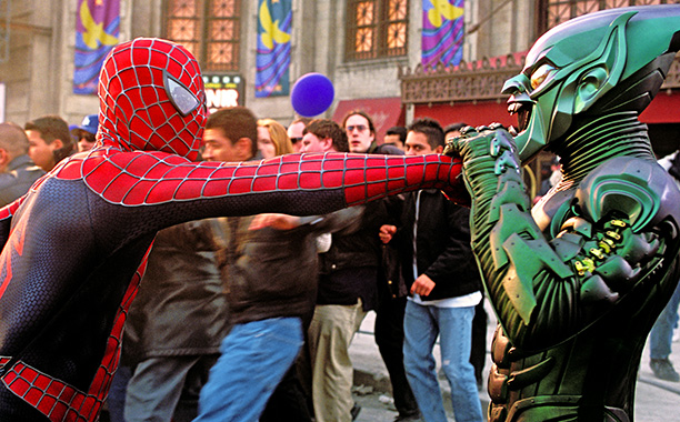 Released: May 3, 2002 Box office: $821.7 million Blade and X-Men got there first, but Sam Raimi's web-swinging film officially began the superhero era. Spider-Man…