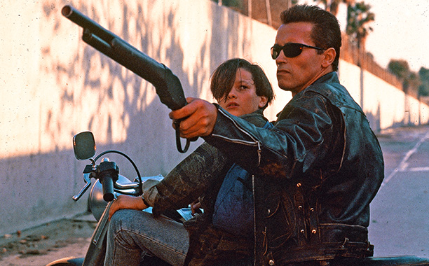 Released: July 3, 1991 Box office: $315 million The Terminator of Judgment Day would be a good guy this time, paired up with a sassy…