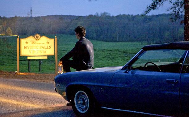 The Vampire Diaries Home
