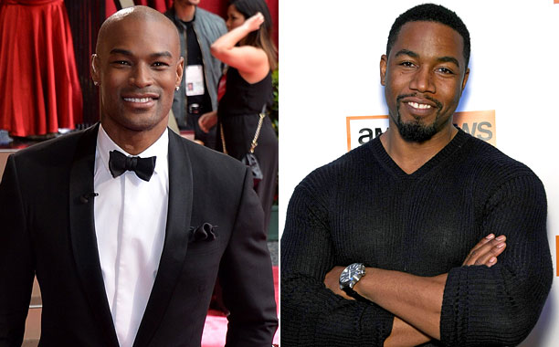 Tyson Beckford Michael Jai White