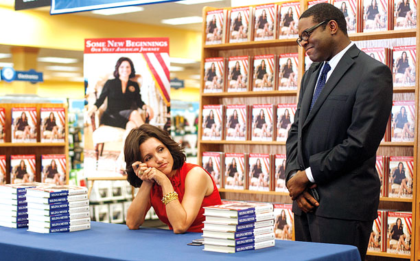 FOLLOW THE CAMPAIGN Veep continues to bring on the humor this season