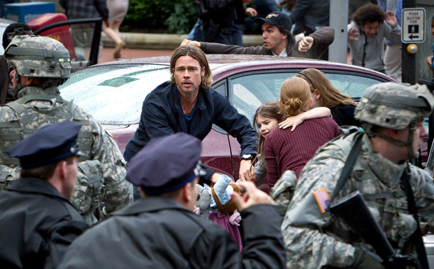 World War Z (32%) The Wolverine (26%) Pacific Rim (25%) The World's End (17%)