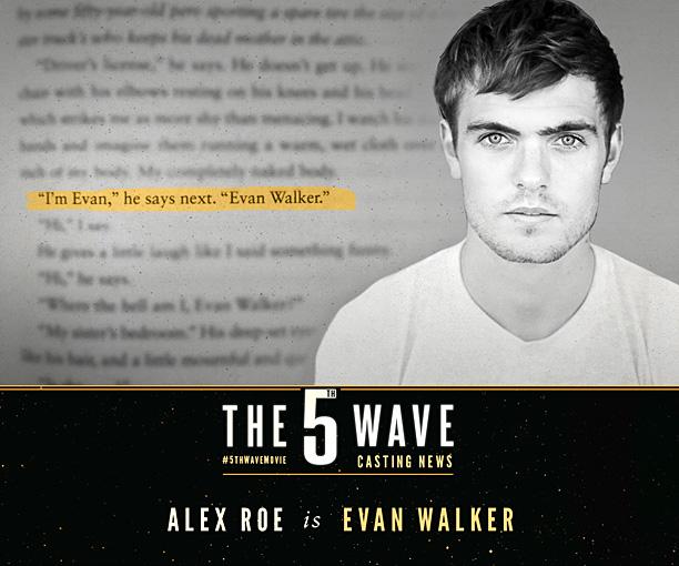 5th Wave Alex Roe