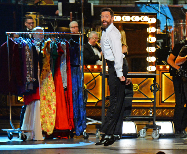 Tony Awards | LOWLIGHT: Yes, there was a viral video introducing the Tonys' bouncy host. But even after his bouncing opening routine, I have no idea why Hugh…