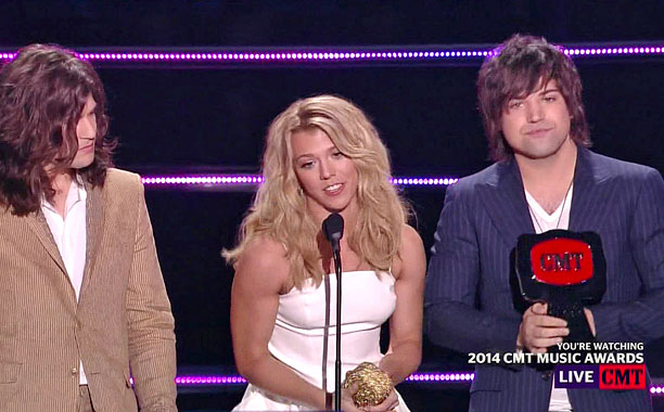 CMT The Band Perry