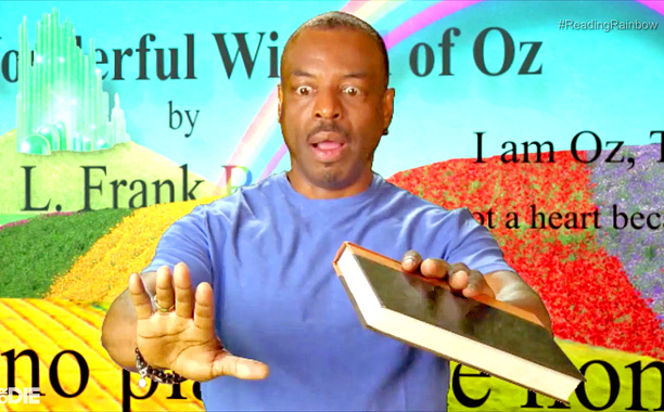 Funny Or Die Reading Rainbow