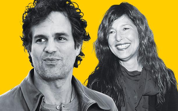 Mark Ruffalo and Catherine Keener