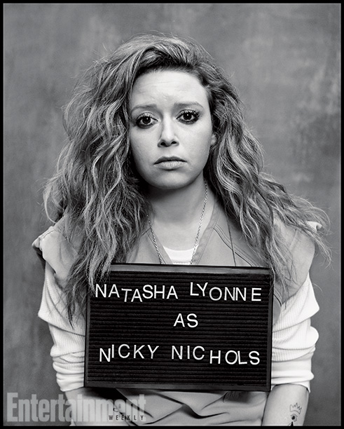 Orange Is the New Black | Played by: Natasha Lyonne Rap Sheet: Acerbic recovering junkie with mommy issues doing time for a drug-related crime. On the Outside: Despite the dramatic eyeliner,…