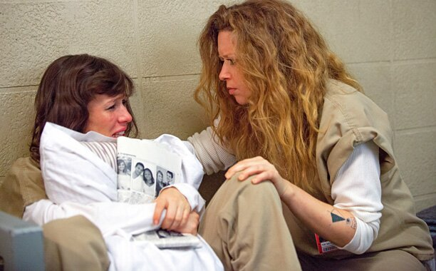 Orange Is The New Black Recap Morello S Flashback Ew Com