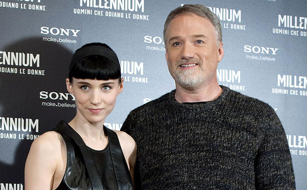 Rooney Mara David Fincher