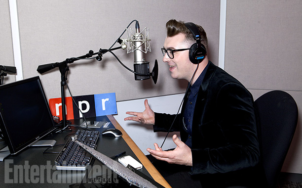 Sam Smith | ''This is how every interview should be, just talking about the music,'' Smith says of his chat with NPR's Melissa Block on All Things Considered…