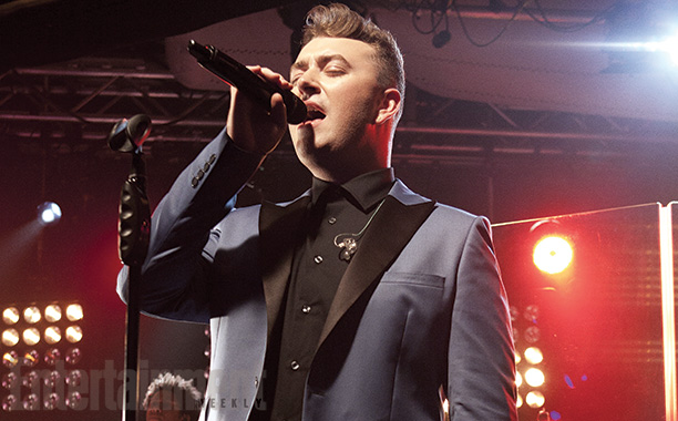 Sam Smith | Halfway through the set he launches into ''Latch,'' his first real success. ''I was working as a bar-back when I recorded that,'' he tells EW.…