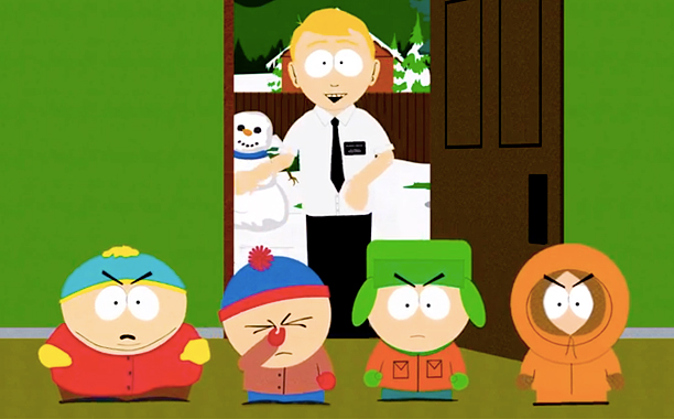 SOUTH PARK BOOK MORMON