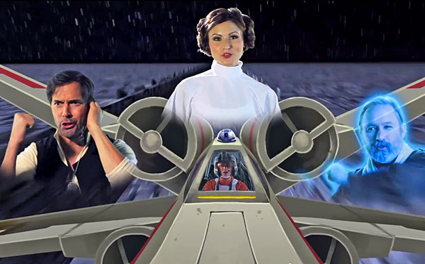 Star Wars Musical