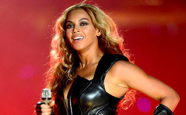 Superbowl Beyonce