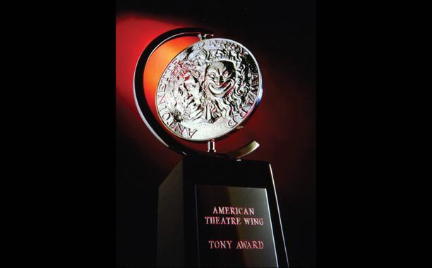 Tony Award Statue