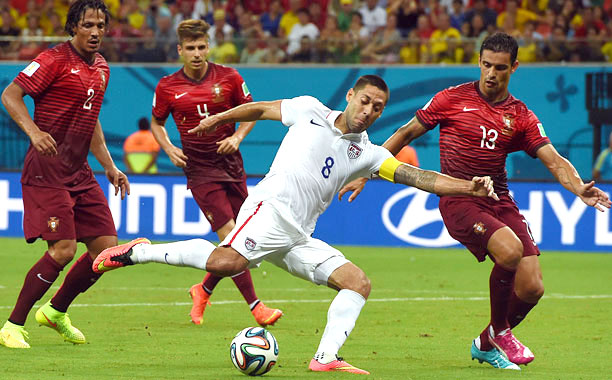 US Portugal World Cup 14