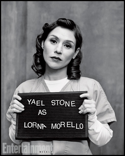 Orange Is the New Black | Played by: Yael Stone Rap Sheet: Petite Bostonian, forever planning a dream wedding to her fiancé, Christopher. On the Outside: Stone thinks she's the only…
