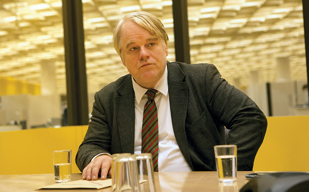 A MOST WANTED MAN Philip Seymour Hoffman
