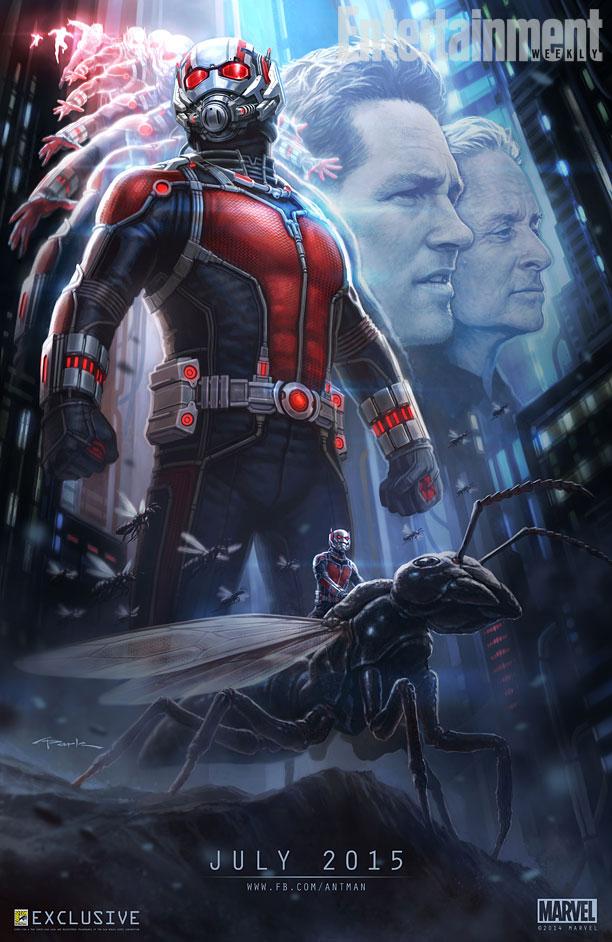 Ant Man Comic Con
