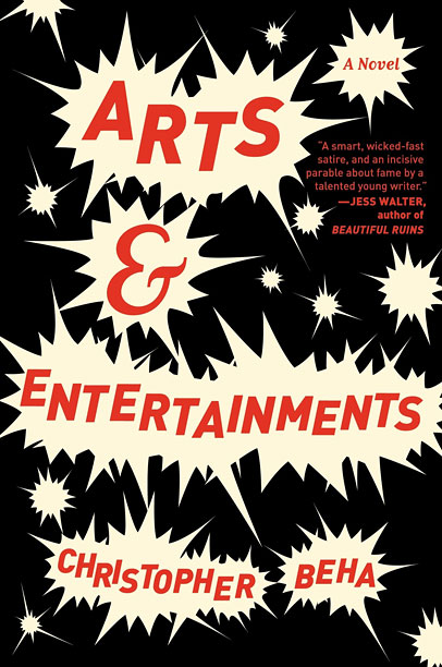 ARTS & ENTERTAINMENTS Christopher Beha