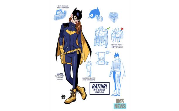 Batgirl 03