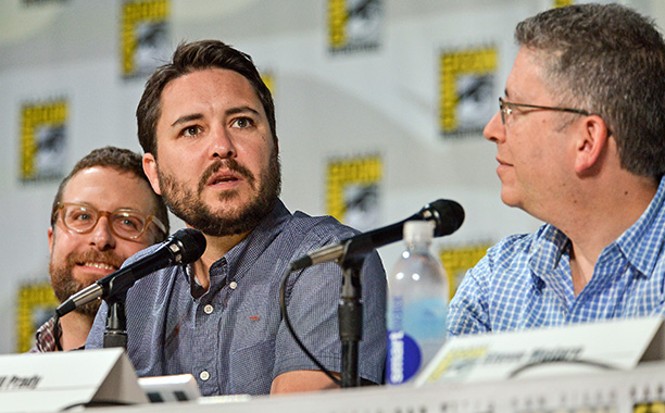 Big Bang Theory Panel