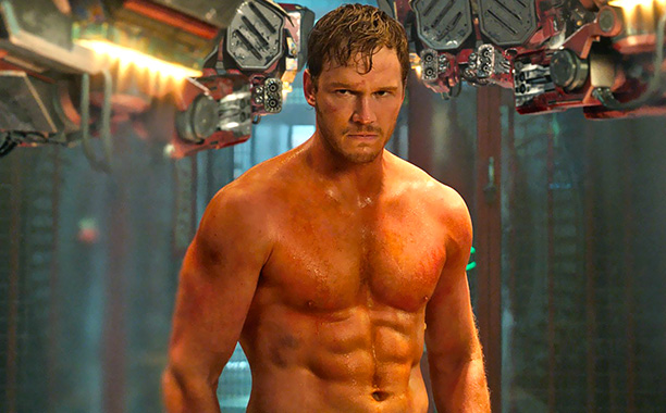 Chris Pratt Body