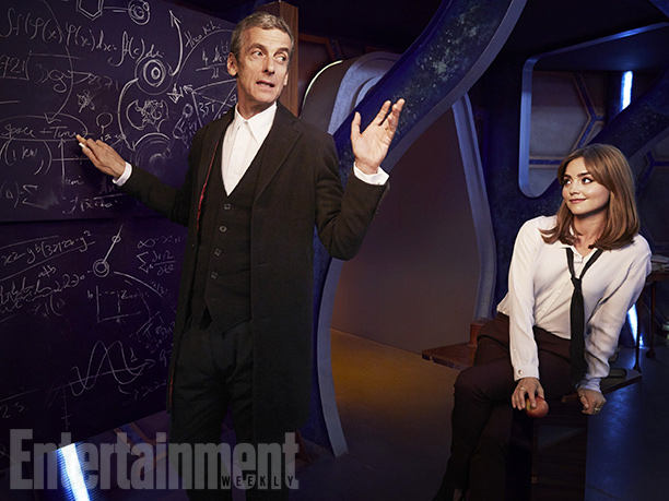 Doctor Who, Peter Capaldi