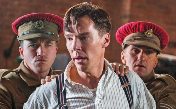 Imitation Game Benedict Cumberbatch
