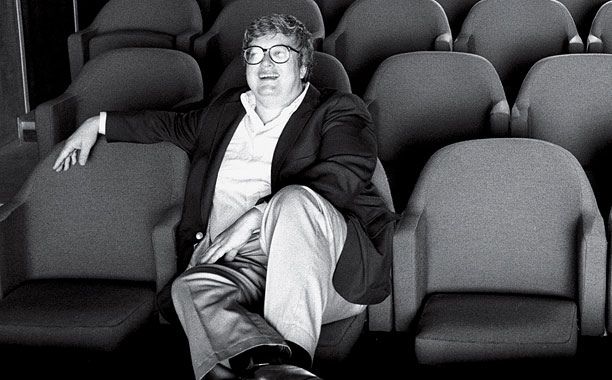 Roger Ebert was a towering cultural figure. So much so that he sometimes bordered on being a thumb-waving cartoon. But in Steve James' beautiful documentary…