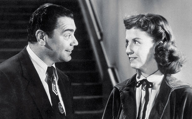 MARTY Ernest Borgnine and Betsy Blair