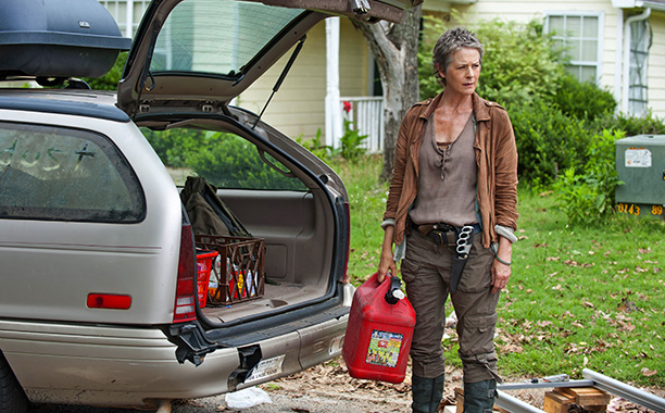 ''I don't get how come Melissa McBride is not nominated and The Walking Dead is not anywhere on that list. The actors are amazing, and…