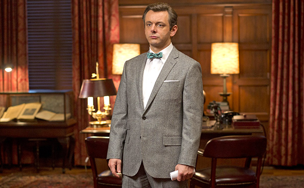 Masters of Sex deserves best drama, hands down! And can we just discuss this... Michael Sheen was OUTSTANDING in the first season. I am happy…