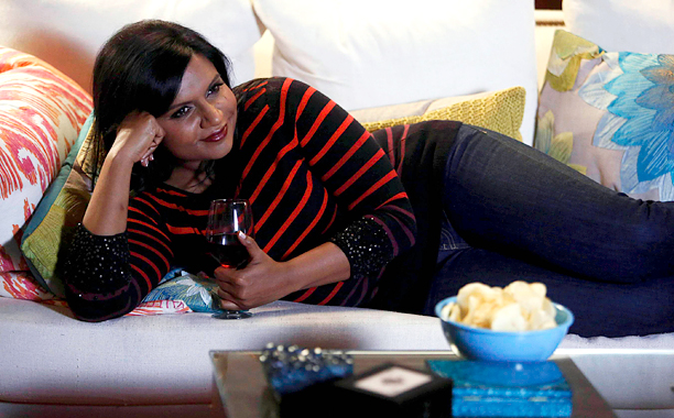 '' Mindy Project was snubbed!'' — L ''Crying for The Mindy Project ! Ironically, her show has never made me laugh so hard.'' — Jackson…