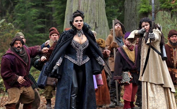 Once Upon A Time Recap