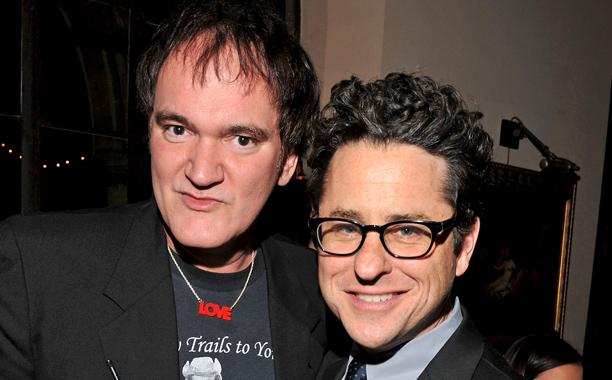 Quentin Tarantino Jj Abrams
