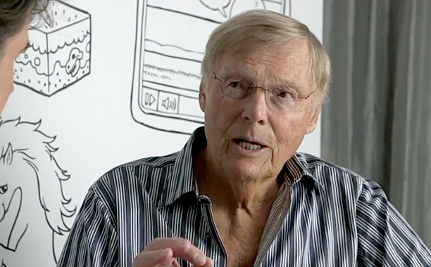 SDCC VIDEO ADAM WEST