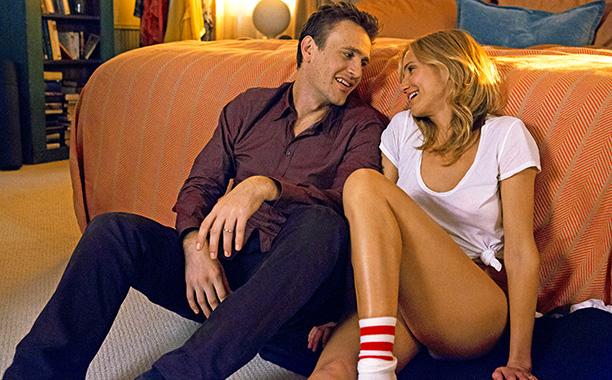 Jason Segel and Cameron Diaz in Sex Tape