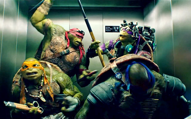 Thirty years after their debut, the Teenage Mutant Ninja Turtles are bigger, fiercer, and tail-free—just in time for a new CG-heavy movie outing. From details…