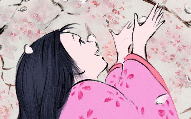 Chloe Grace Moretz In The Tale Of Princess Kaguya English Voice Cast Ew Com
