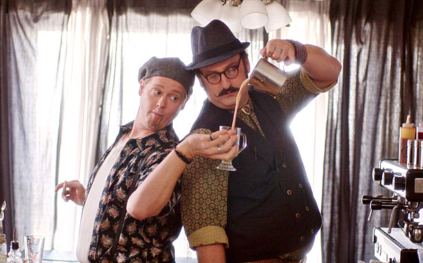 Tim And Eric Roommates