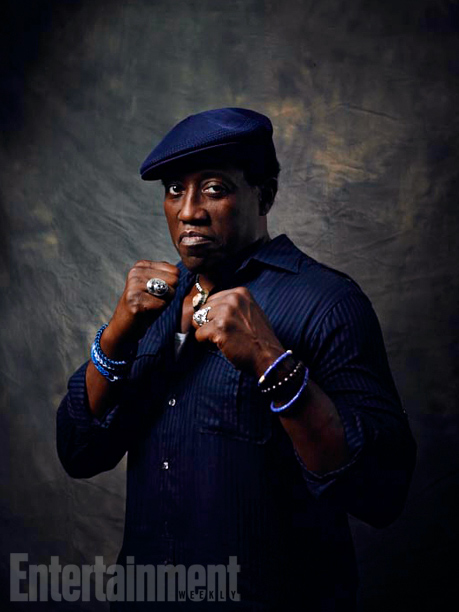 Wesley Snipes, The Expendables 3