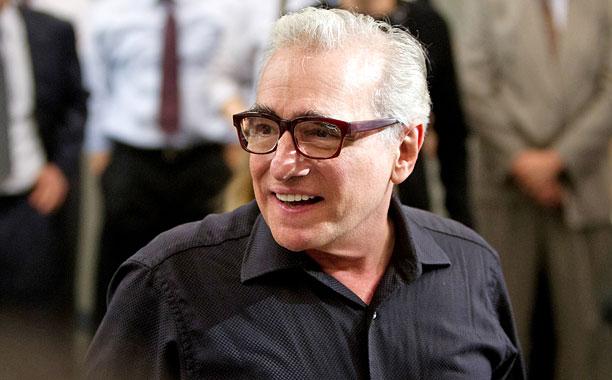 Wolf Of Wall Street Martin Scorsese
