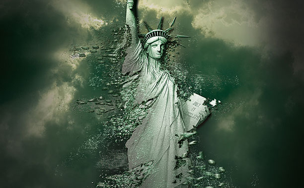 AMERICA: IMAGINE THE WORLD WITHOUT HER A Dinesh D'Souza and John Sullivan directed documentary