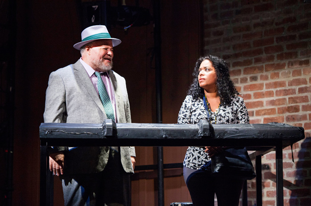 BETWEEN RIVERSIDE AND CRAZY Stephen McKinley Henderson and Liza Colon-Zayas