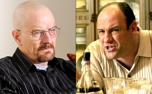 Breaking Bad Sopranos