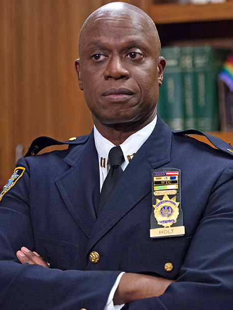 TV's gay stereotypes were flipped on their head when Andre Braugher's by-the-book, stone-faced, hula-hooping police captain arrived on the scene. All season long, he brought…